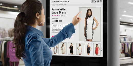 Extension de gamme borne tactile écran interactif table multitouch