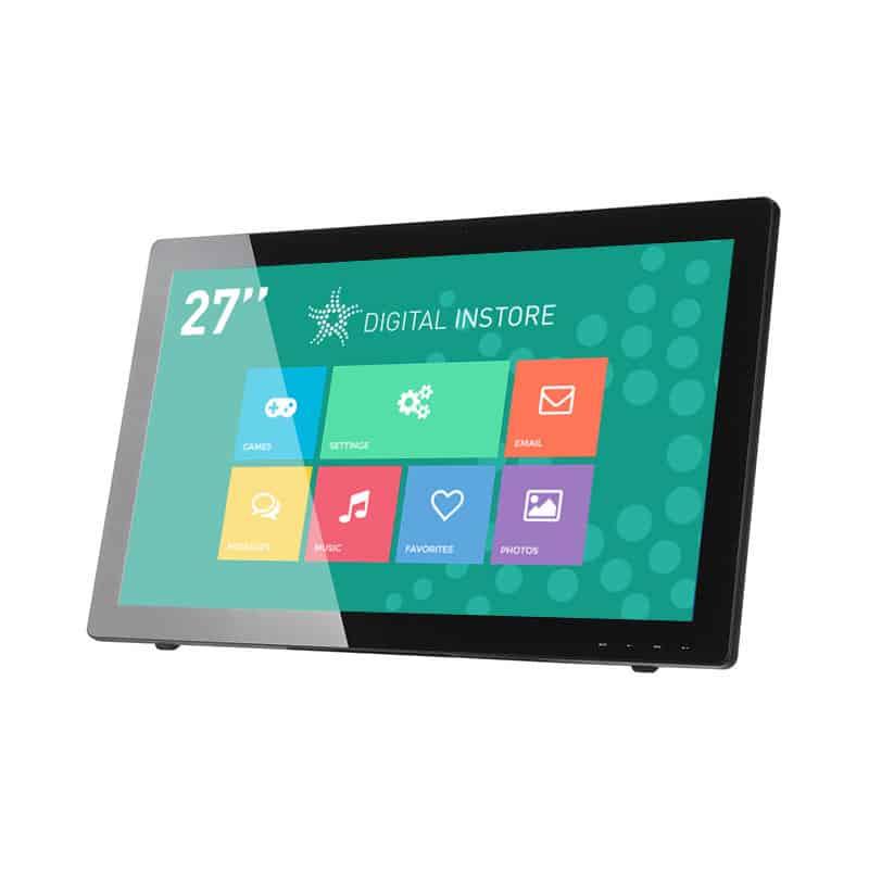 ecran tactile 27 pouces outil de communication tactile. Black Bedroom Furniture Sets. Home Design Ideas