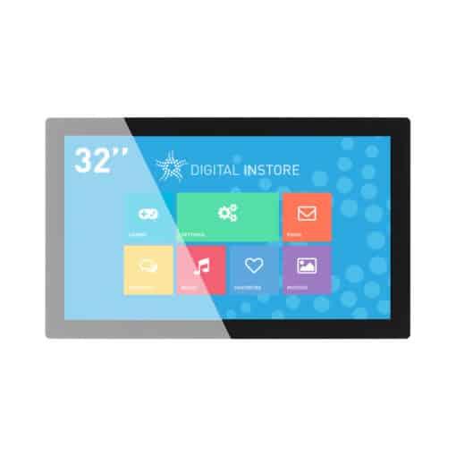 Ecran tactile 32 pouces interactif multitouch
