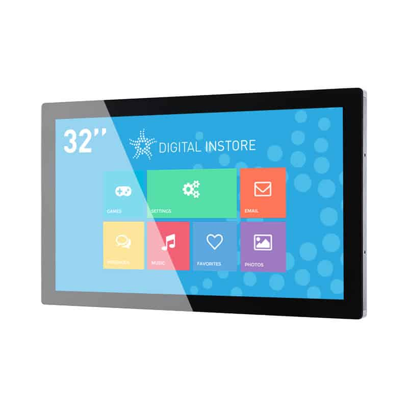 ecran tactile 32 pouces cran num rique multitouch. Black Bedroom Furniture Sets. Home Design Ideas