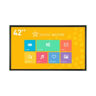 Ecran tactile 42 pouces interactif