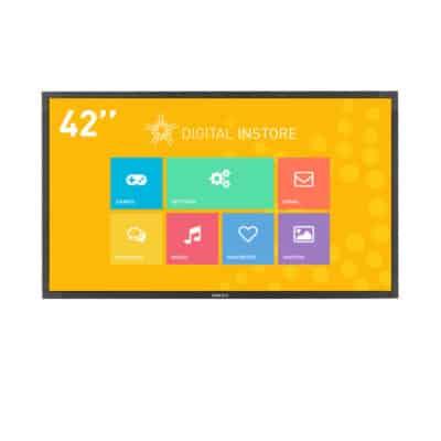 Ecran tactile 42 pouces interactif multitouch Philips