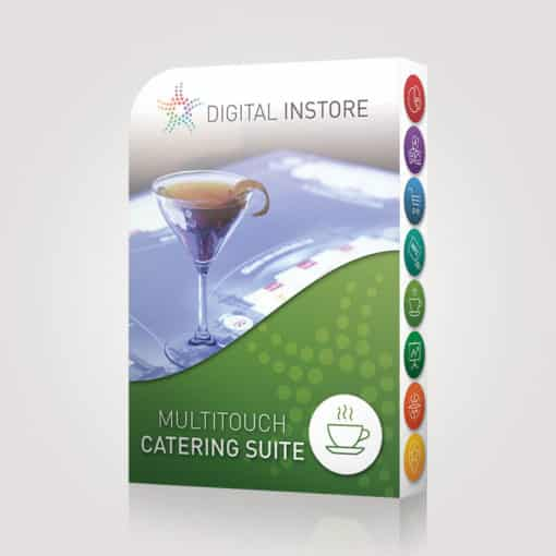 Licence Multitouch Catering Suite
