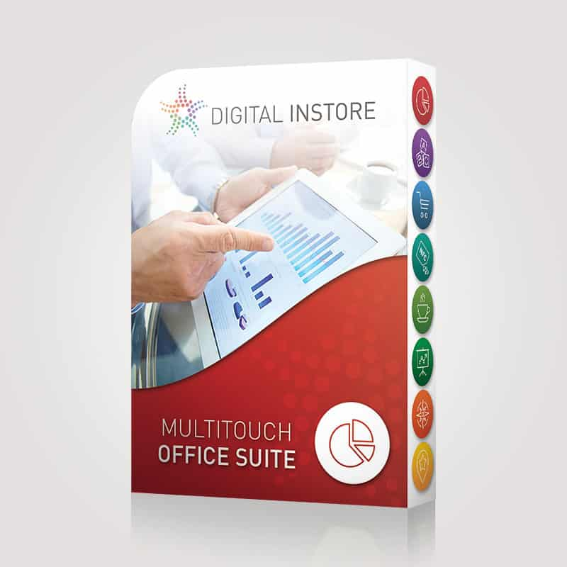 Licence Office Multitouch Suite
