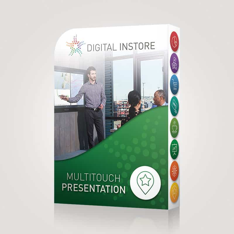 Licence Multitouch Presentation