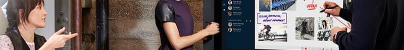 Totem tactile 22 pouces interactif