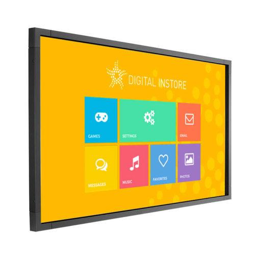 écran tactile 43 pouces multitouch