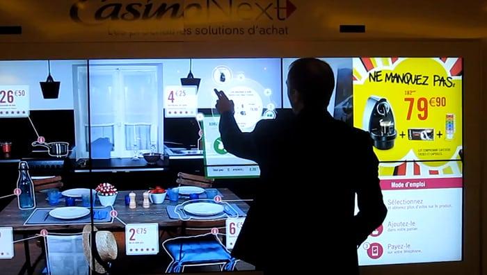 Vitrine tactile interactive : votre vitrine réinventée