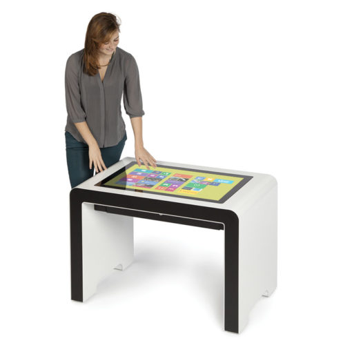 Table interactive 49 pouces multitouch