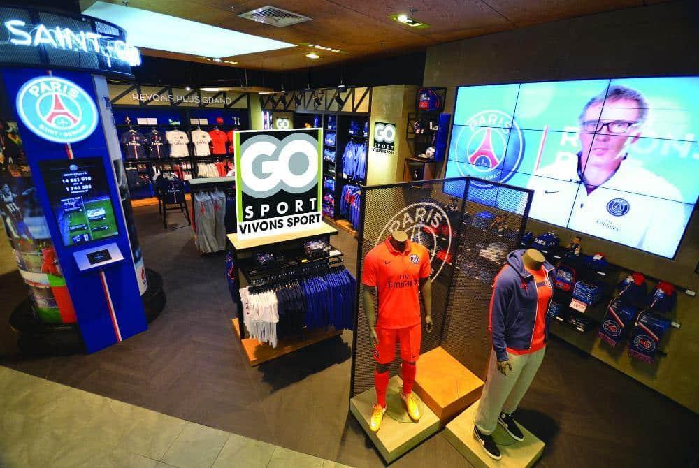Les magasins sportifs proposent une nouvelle expérience client digitale (zoom sur Go Sport)