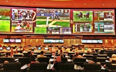 USA : le plus grand mur d'écrans Indoor pour parier en direct sur le sport
