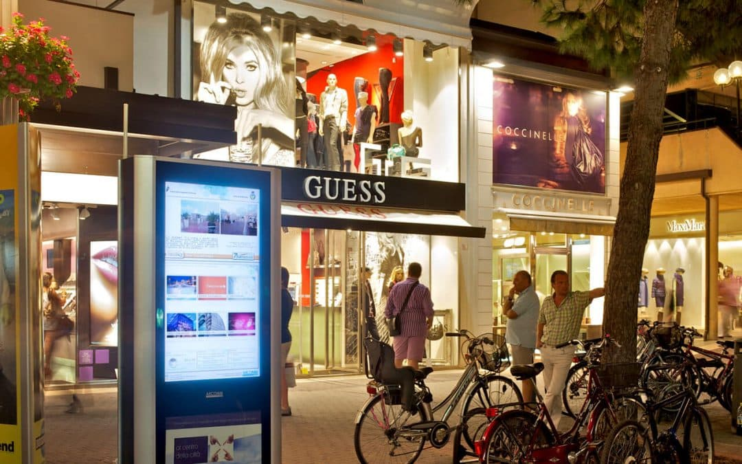 Italie : la découverte de Milan grâce aux totems interactifs