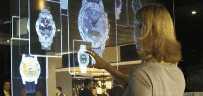 Présentation et utilité des écrans transparents