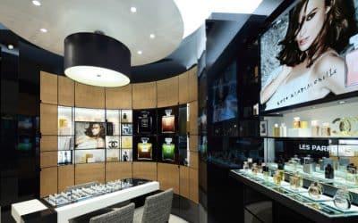 Le secteur du luxe habille ses magasins en dispositifs interactifs