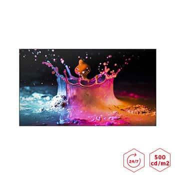 Ecran pour mur images SAMUNG UD46EB