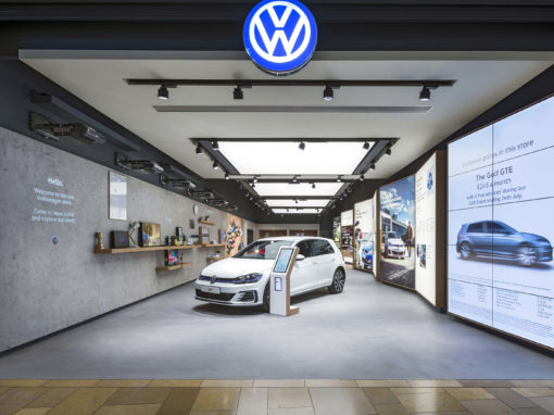 Volkswagen entame la digitalisation de ses concessions automobiles
