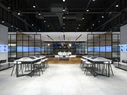 L'ultra-digitalisation de l'espace vue par Eobuwie, l'incontournable retailer de chaussures polonais