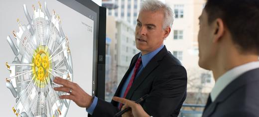 Outil aide à la vente digital tactile numérique interactif