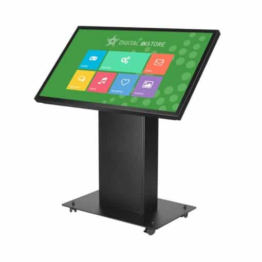 Borne tactile 55 pouces interactive multitouch