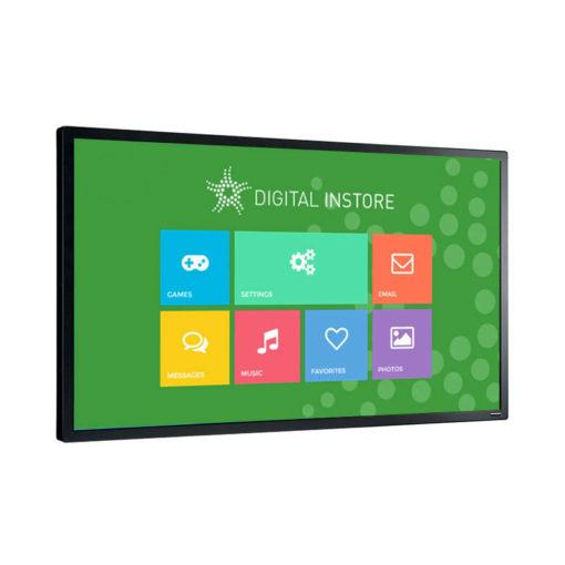 ecran multitouch tactile 49 pouces