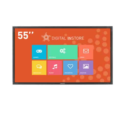 Ecran tactile 55 pouces Philips interactif