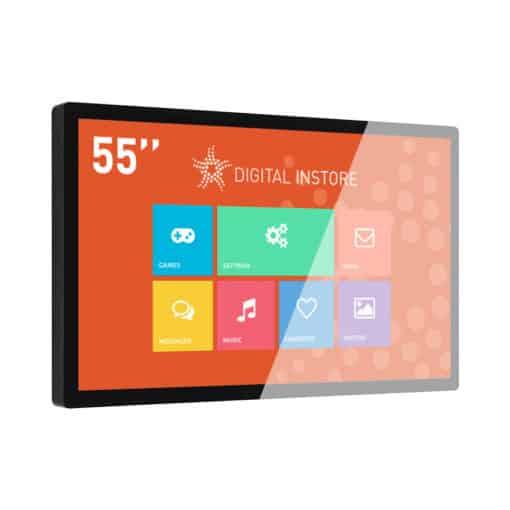 Ecran tactile 55 pouces interactif