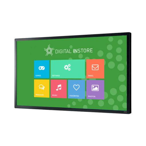 ecran multitouch 49 pouces tactile