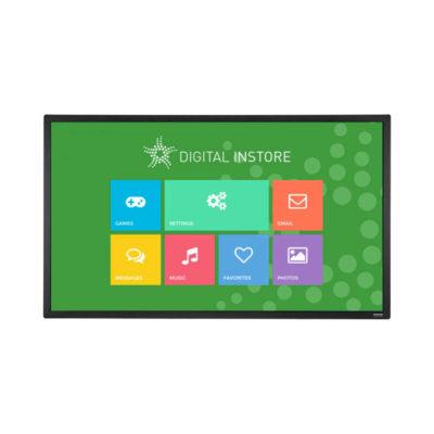 ecran tactile 49 pouces multitouch