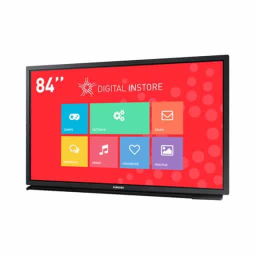 Ecran tactile multitouch 84 pouces Samsung