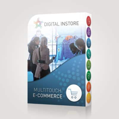 Licence Multitouch E-COMMERCE