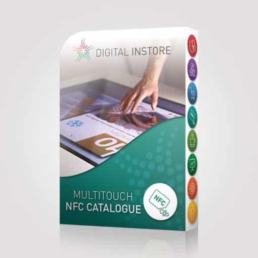 Licence Multitouch NFC Catalogue