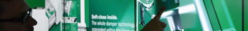 Support iPad de comptoir multitouch