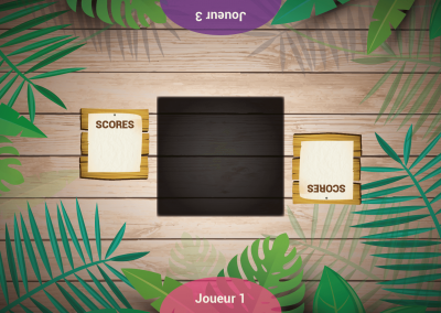 Jeu tactile jungle speed