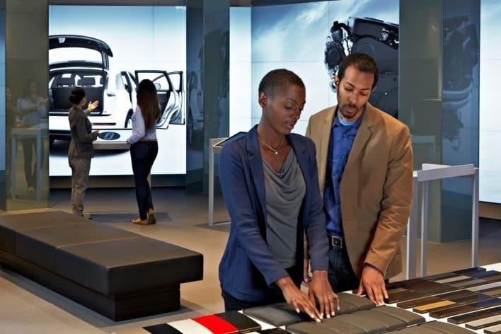 Parcours d'achat digital : des supports tactiles pour aider les consommateurs