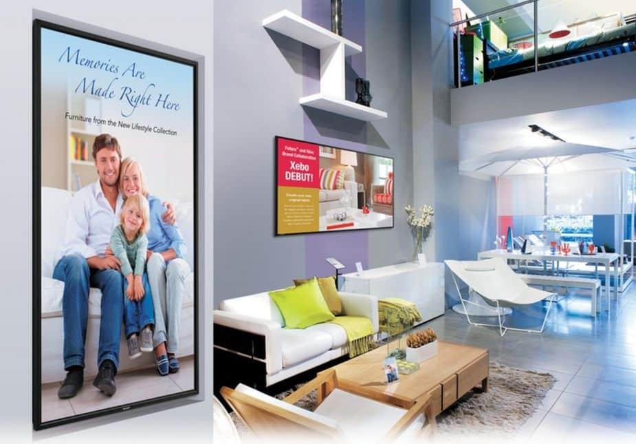 Affichage dynamique en magasin : un concept toujours efficace