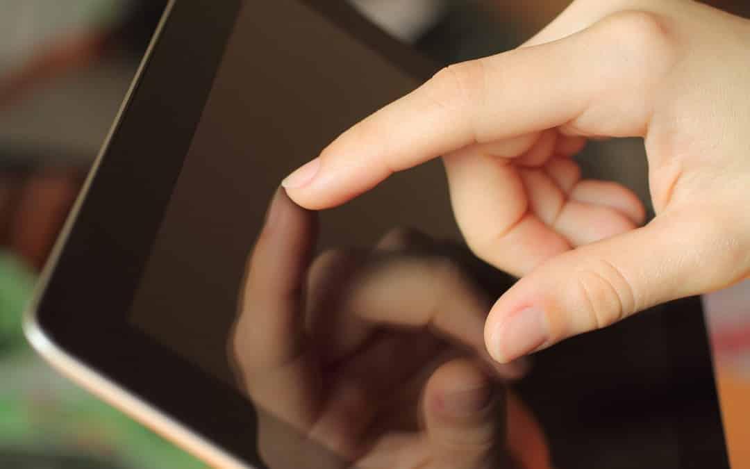 Caisse digitale tablette tactile