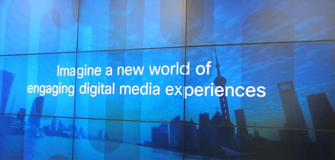 Digital Instore Signage affichage dynamique