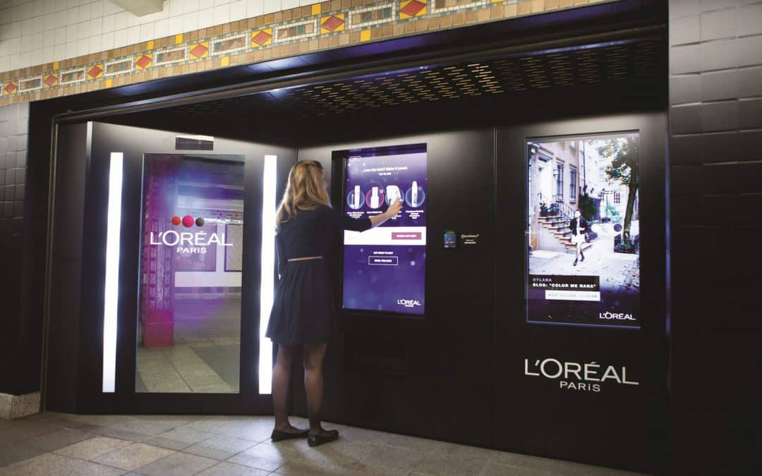L'essor des miroirs intelligents dans le  retail