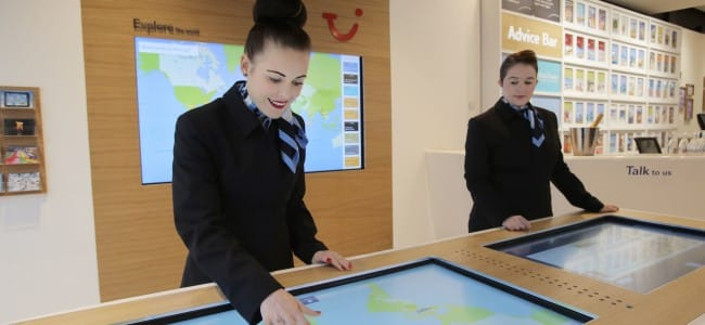 La digitalisation des agences de tourisme, un voyage dès l'entrée en point de vente
