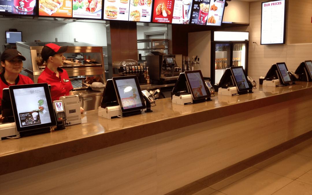 Afrique du Sud : KFC rénove totalement son système d'affichage grâce au digital