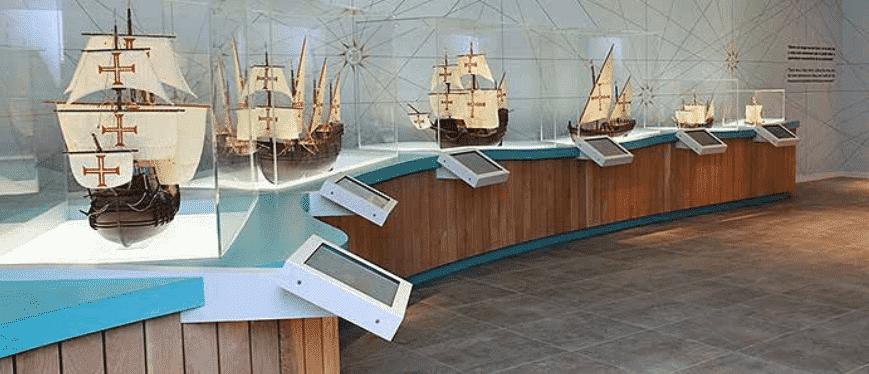 Portugal : World of discoveries, la technologie pour voyager à travers le temps et l'espace