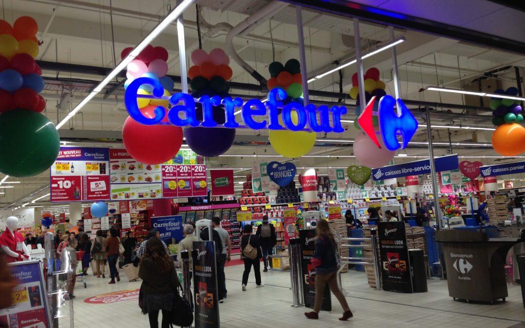 Belgique : Chez Carrefour, les écrans digitaux optimisent le parcours du consommateur