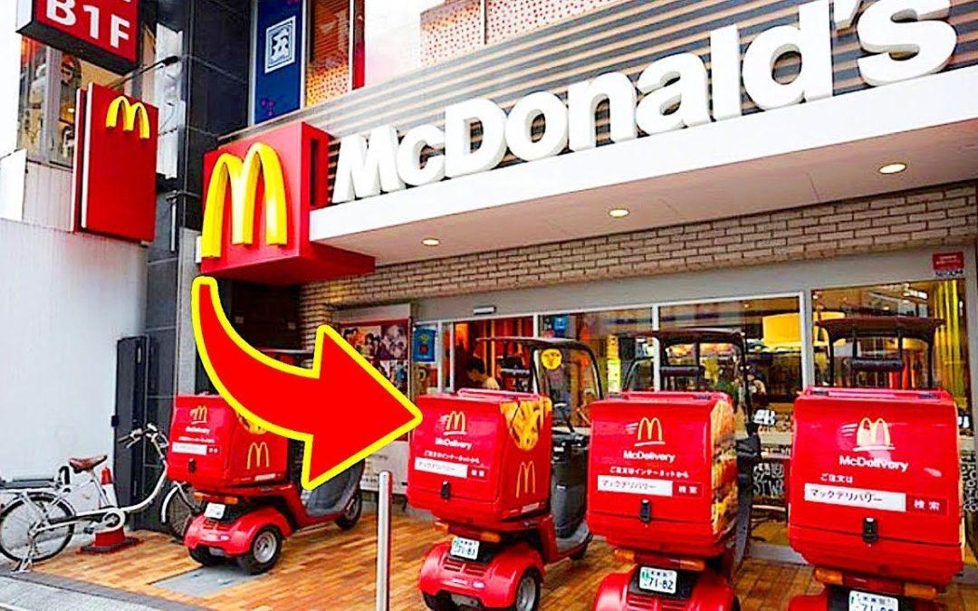 Zoom sur le magasin connecté et les innovations digitales de Mc Donalds