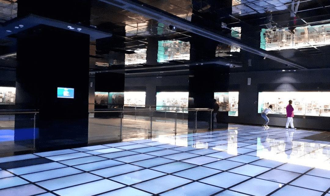 Musée histoire naturelle Kazahstan digital