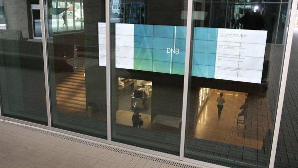 DNB affichage dynamique communication
