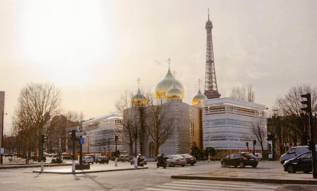 Russie exposition digitale