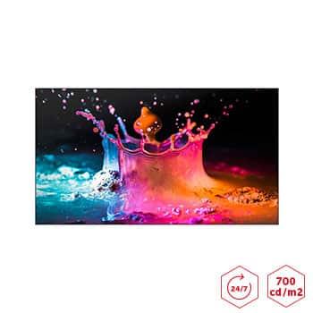 Ecran pour mur images SAMUNG UD46EA