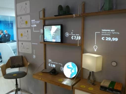 La réalité augmentée au cœur de la stratégie d'Ikea