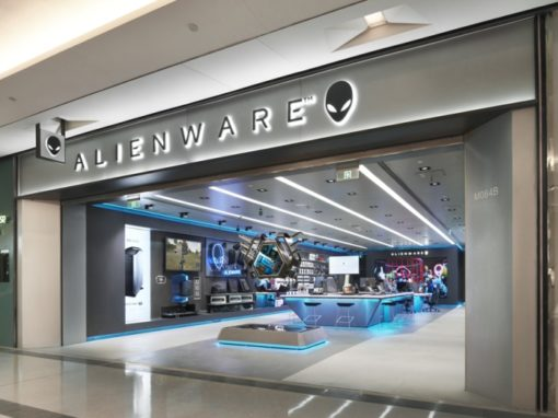 Alienware, le professionnel de l'ordinateur destiné aux gamers passe à l'ultra-digitalisation de son flasgship