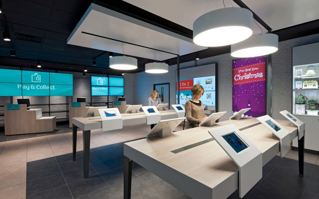 Le digital in-store pour l'hyper-personnalisation de la relation client